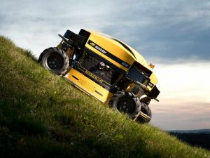 Spider ILD02 Slope Mower