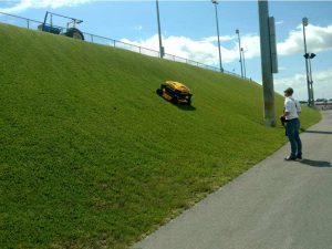 Spider Slope Mowers Canada