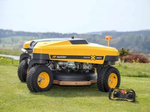 Spider Mowers X-Liner